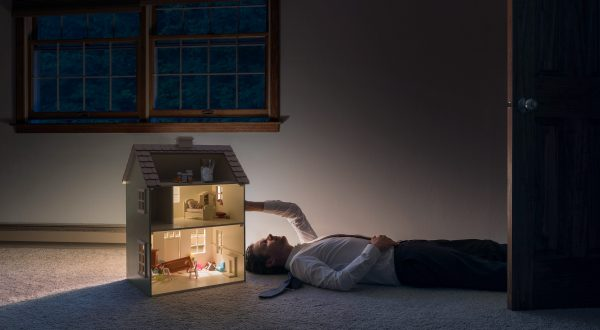Untitled (dollhouse)