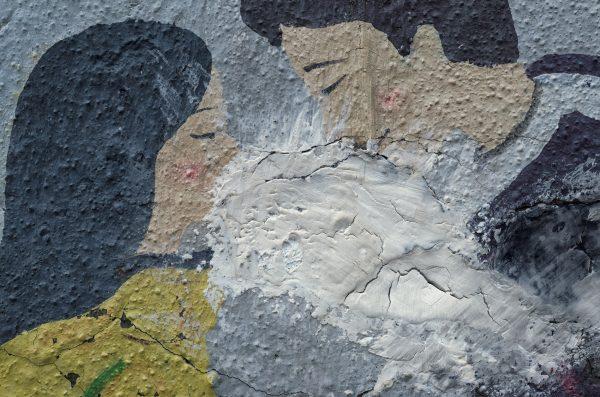 Damaged Mural, Jaman-dong, Jeonju